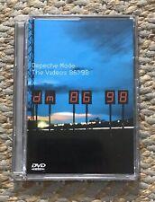Depeche Mode The Videos 86-98 DVD(2001) Very Good Condition