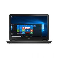 """Dell Latitude E7250 12.5"""" Laptop Intel i5-5300U Dual Core 2.3GHz 4GB 256GB SSD"""