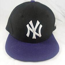 New York Yankees New Era 5950 Fitted Size 6 1/2 Baseball Hat