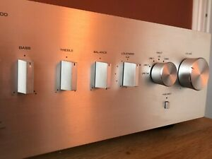 Yamaha A-S500 Stereo Integrated Amplifier Silver, Hifi amp stereo separates