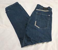 Mens Sean John Denim Jeans 100% Cotton Size36 X 32 Tagged 38 x 33 Piping on Seam