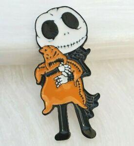 Nightmare Christmas pin brooch badge enamel jewelry accessories No41