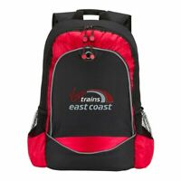 VIRGIN TRAINS EAST COAST BACK PACK BAG BR CLASS 43 91 BR AZUMA HST