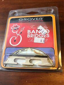 GROVER Banjo Bridge Minstrel #73 5/8 5-String TX 5796