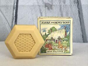Vintage 1980 Crabree & Evelyn Jojoba and Honey Soap 25g 0.9oz