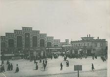 Guerre 14/18 Lyon 1915 Halle Tony Garnier