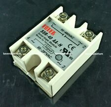 solid state relay SSR-40AA-H 40A actually 80-250V AC TO 90-480V AC SSR 40AA H