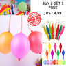 10 LARGE PUNCH BALLOONS Party Bag Fillers Goody CHILDRENS Loot Bag Toys Birthday