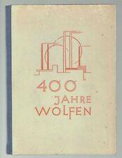 400 Jahre Wolfen 1950 Geschichte Ortschronik Chronik
