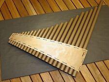 Fiberglass Pan Flute - Flauta de Pan Fibra de Vidrio - Panflöte Antara 22 Sol G