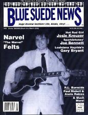 BlueSuedeNews #49 Narvel Felts Sparkletones PaulRishell