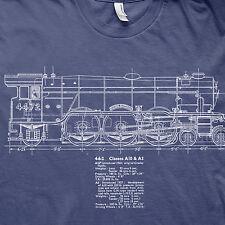 More details for flying scotsman 4472 train lner loco model railways t shirt