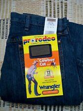 Wrangler Cowboy Cut Mens 33 x 36 13MWZMD Original Fit Jeans