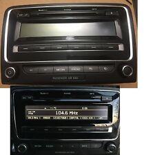 Radio Blaupunkt ŠkodaAuto SWING MP3 3T0035161 3T0035186 SKODA SUPERB II