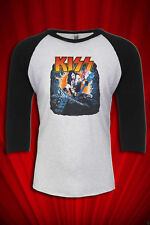 Lick it Up 1985 Vintage Tour jersey T-SHIRT All Hell's Breakin' Loose