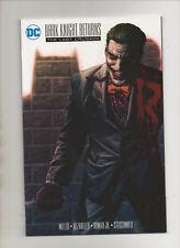 Dark Knight Returns Last Crusade #1 - Joker Variant Cover - (Grade 9.2) 2016