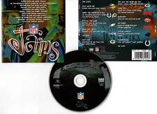 "NFL ""Jams"" (CD) Ritchie Rich,Method Man,Ghostface,Celly Cel... 1997"