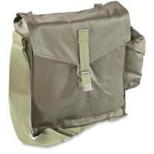 Genuine Polish Military Surplus Issue Canvas Shoulder Bag Army Men Olive Drab