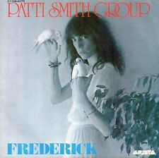 VINYLE 45 TOURS PATTI SMITH GROUP FREDERICK 2C 00862779 FRANCE 1979 SINGLE 7