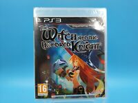 jeu video sony playstation 3 PS3 neuf PAL FR the witch and the hundred knight
