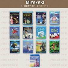 MIYAZAKI - COLLEZIONE BLURAY i 13 MIGLIORI TITOLI