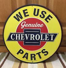 CHEVROLET Parts Shop Cars Coupe Super Chevy Coke Vintage Style Decor