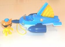 BBC CBeebies TV Toys - Octonauts Action Figures - GUP R and Kwazii (OCT76)