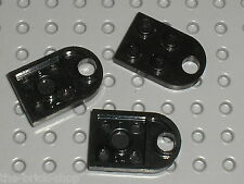 LEGO black Plate ref 3176 / Set 10221 8868 10021 398 6941 7632 8466 4483 7998 ..