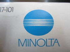 Minolta ORIGINAL QMS 2060 Black TONER QMS Part no. 1710171-001