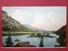 Postcard CO Lake Santa Maria D&GRR 1909 Denver & Rio Grande Railroad