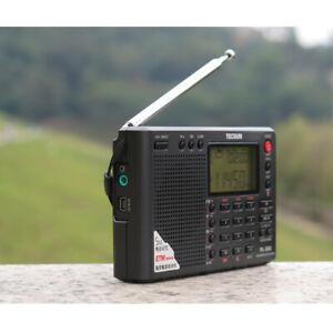UK STOCK TECSUN PL-380 Portable Radio FM/AM/LW/Shortwave ETM World Band Receiver