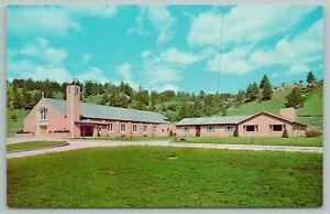 Rapid City South Dakota~Blessed Sacrament Church~Canyon Lake Drive~Vintage PC