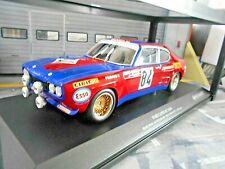FORD Capri RS 2600 RS2600 MKI 24h Le Mans #84 Rouget Esso 1972 Minichamps 1:18