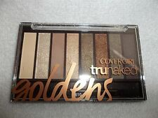 CoverGirl TruNaked Eye Shadow Palette 810 GOLDENS Spring Collection