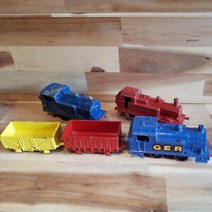Dinky toys . vintage toys, spares or repair. Trains loco
