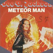 METEOR MAN - GALAXY POLICE # D.D. JACKSON