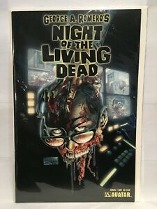 Night of the Living Dead Annual #1 Gore Variant NM- 1st Print Avatar Comics
