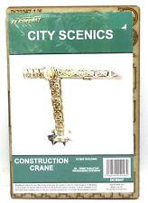 TTCombat DCS047 Construction Crane (City Scenics) Terrain Kit Modern Scenery NIB