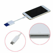 Micro USB to SD Card Camera Reader for Android Phone Tablet Smartphone