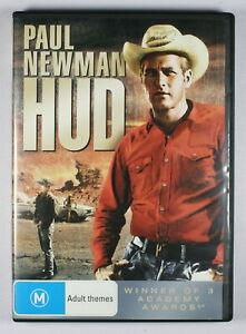 HUD DVD Paul Newman FREE POST