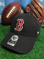 Boston Red Sox 2018 world champions SGA jet blue 47 brand Strapback Hat cap H17