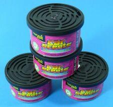 4 duftdosen California car scents Cherry incl. 4x Couvercle (86,25 EUR/kg)
