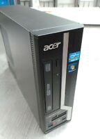 Acer Veriton X2631G i3-4150 @ 3.5GHz Small Format Multimedia PC 4GB/500GB