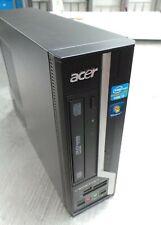 Acer Veriton X2610G i3-2120 @ 3.3GHz Small Format Multimedia PC 4GB/500GB