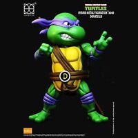 Herocross Teenage Mutant Ninja Turtles Donatello Hybrid Metal Figure NEW TMNT
