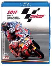 MOTO GP 2017 - MARC MARQUEZ - MotoGP Grand Prix Season Review - NEW BLU-RAY