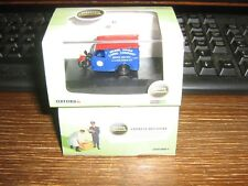OXFORD DIE-CAST - TRIVAN (TRICYCLE VAN) GRAND UNION CANAL LIVERY - 00 / 1:76