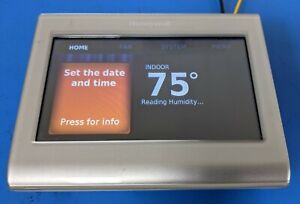 Honeywell Wi-Fi 7-Day Programmable Touchscreen Smart Thermostat RTH9580WF1005