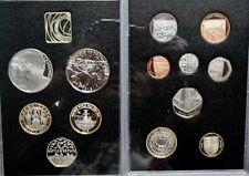 2015 PROOF Set Magna Carta Belfast £2 Churchill Waterloo £5 Battle Britain 50p