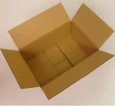 100 Faltkarton 250 x 175 x 100 Hermes Päckchen Längste + kürzeste Seite bis 37cm